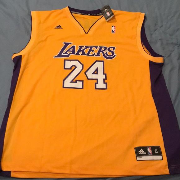 dc7c82de5c2 adidas Shirts | Kobe Bryant Jersey | Poshmark